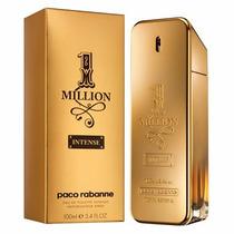 Perfume One 1 Million Intense 100ml - Lacrado 100% Original