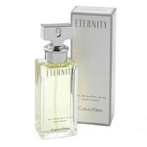 Perfume Eternity Calvin Klein 100 Ml Eau De Parfum Original