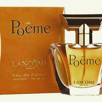 Perfume Poême Da Lancôme Eau De Parfum De 100ml