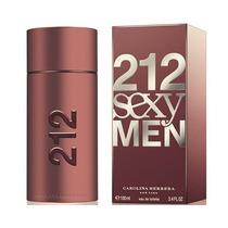 Perfume Carolina Herrera 212 Sexy Men - Masculino 100ml Man
