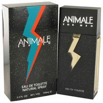 Perfume Animale Masculino 100ml - Original E Lacrado