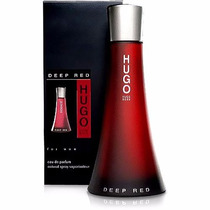 Perf Hugo Boss Deep Red 90 Ml