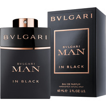 Perfume Bvlgari Man In Black Edp 100 Ml - Original E Lacrado