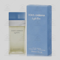 Perfume Dolce & Gabbana Light Blue Feminino 100ml Importado