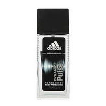 Body Spray - Adidas Pulse Dynamic - 75 Ml / Masculino