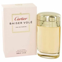 Perfume Cartier Baiser Volé Woman Eau De Parfum 100ml