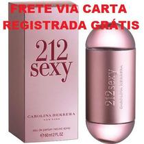 Ch 212 Sexy Edp Decant Amostra 5ml Original Frete Grátis*