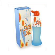 Perfume Feminino Moschino I Love Love 100ml - 100% Original
