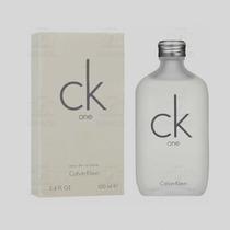 Perfume Ck One Calvin Klein Unissex 100ml Importado Original