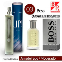 Boss - 50 Ml - Up! Essência Nº 03 [original & Lacrado]