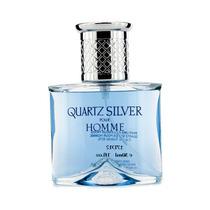 Molyneux Quartz Silver Pour Homme Masculino - 100ml
