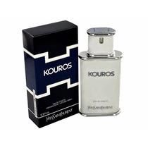 Perfume Kouros Edt Masculino De 100ml - Original E Lacrado!!