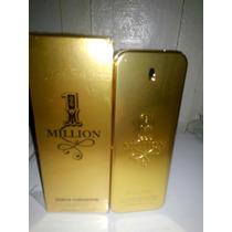 Perfume One Million 200ml - Paco Rabanne Original Lacrado!!