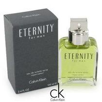 Perfume Importado Eternity Masculino 100ml Edt 100% Original