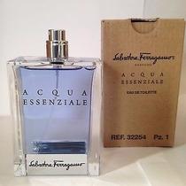 Perfume Acqua Essenziale Salvatore Ferragamo Homem 100ml Edt
