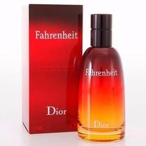 Perfume Fahrenheit Christian Dior 100 Ml Original Lacrado