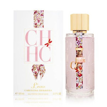 Perfume Carolina Herrera Ch Leau Fem. Edp 100ml Original
