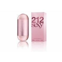 Perfume 212 Sexy Feminino 60 Ml Carolina Herrera