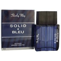 Perfume Masculino Shirley May Solid Bleu 100 Ml - Leilão