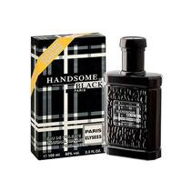 Perfume Paris Elysees Handsome Black For Men 100ml