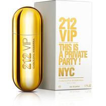 Carolina Herrera 212 Vip Feminino Parfum Decant Amostra 10ml