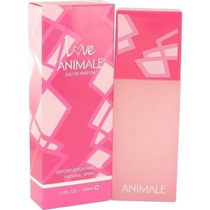 Perfume Animale In Love Eau De Parfum Fem 100ml Original