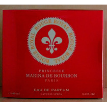 Perfume Rouge Royal Feminino Edp 100 Ml - Marina De Bourbon