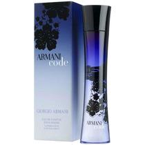 Armani Code Edp Fem. 50ml-original Lacrado-frete Grátis