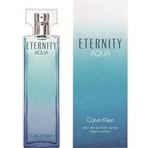 Perfume Eternity Aqua Calvin Klein Edp Feminino 100 Ml