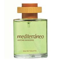 Perfume Mediterráneo 100ml Antonio Banderas Mas 100%original