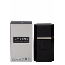 Perfume Silver Black Azzaro Pour Homme 100ml - Original