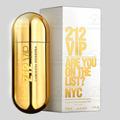 Perfume 212 Vip Feminino Carolina Herrera 80ml Importado Usa
