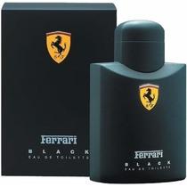 Perfume Ferrari Black 125ml Original A Pronta Entrega 2