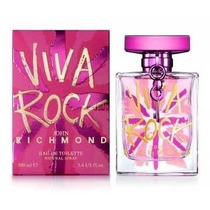 John Richmond Viva Rock Edt Feminino - 100 Ml