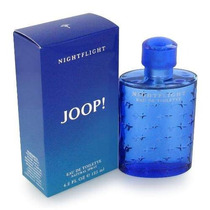 Perfume Masculino Joop! Nightflight 125ml Edt Joop Original