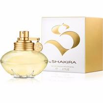 Perfume Feminino S By Shakira 80ml Importado Us