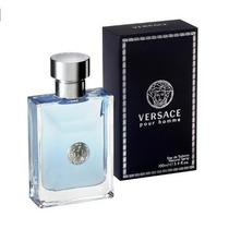 Perfume Masculino Versace Pour Homme 100ml Importado Usa