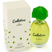 Perfume Cabotine De Grés Feminino 100ml - Original