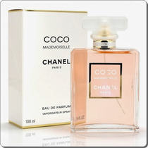 Perfume Francês Chanel Coco Mademoiselle Edp Imports 100ml