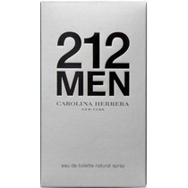 Perfume 212 Men Carolina Herreira Importado Similar Baratos