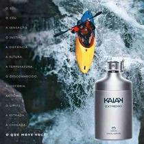 Perfume Des. Colônia Kaiak Extremo Masculino 100ml Natura