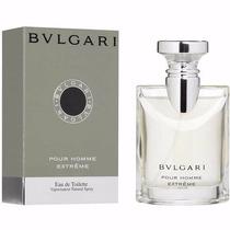 Perfume Bvlgari Pour Homme Extreme 100ml Original