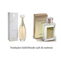 Hinode Traduções Gold 24 Jadore Dior J