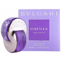 Perfume Miniatura Bvlgari Omnia Amethyste 5 Ml Importada Fem