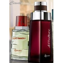 Perfume Malbec + Perfume Portinari Boticario Pronta Entrega