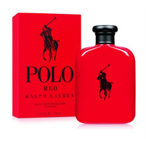 Perfume Masculino Polo Red Ralph Lauren 125ml Edt Original