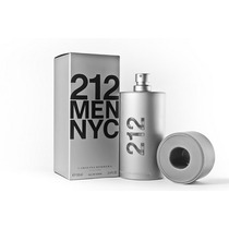 Perfume 212 Men Nyc Carolina Herrera 100ml Edt - Importado