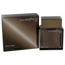 Perfume Ck Euphoria Intense Men 100 Ml - Original E Lacrado!