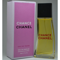 Perfume Lacrado Chanel Chance 50ml Original