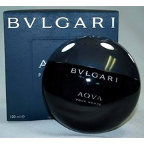 Perfume Bulgari Aqva Pour Homme 100ml - Original - Importado
